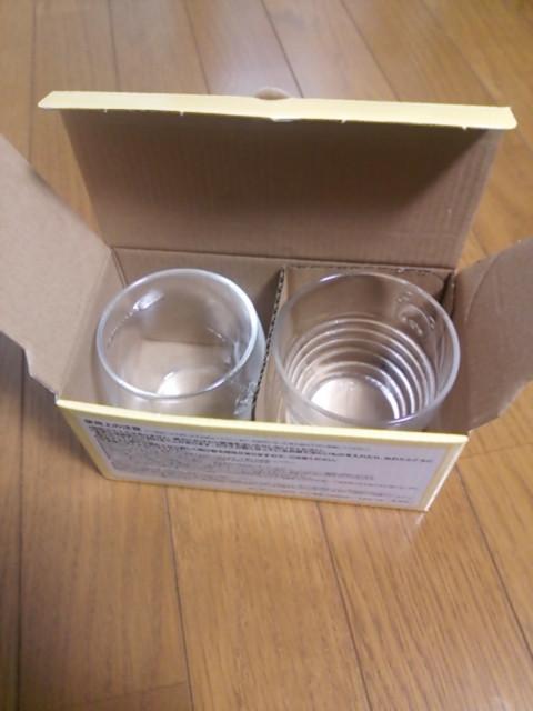 リラックマ:ガラス小鉢とグラスセット
