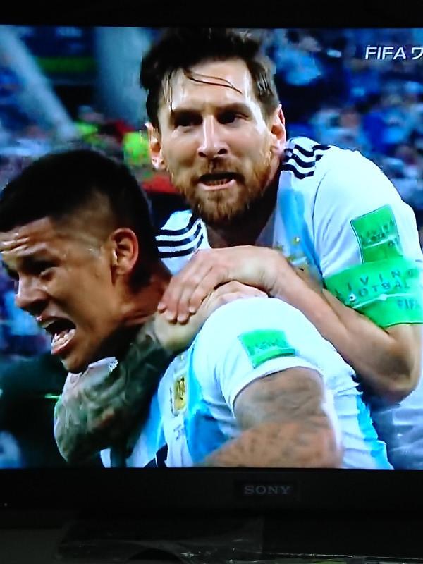 アルゼンチン劇勝